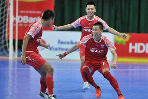 Giải Futsal HDBank VĐQG 2019: Đà Nẵng lội ngược dòng thắng Cao Bằng
