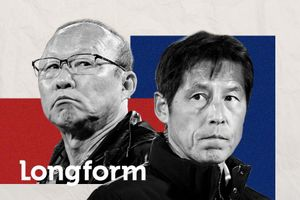 Vì sao ông Park Hang-seo muốn đánh bại Nishino và Thái Lan?