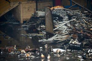 Chủ tịch Hà Nội: Không để xảy ra hiểu lầm về vụ cháy ở Rạng Đông
