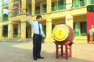 Hơn 82.000 học sinh huyện Sóc Sơn tưng bừng khai giảng năm học mới