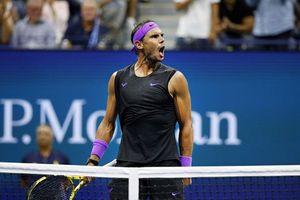 US Open ngày 10: Đẳng cấp Nadal