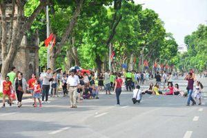 Không gian công cộng Hà Nội đang chịu nhiều sức ép