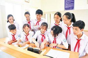 Chú trọng an toàn trường học