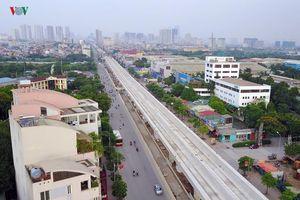 Đường sắt Nhổn - ga Hà Nội tốc độ 35km/h, vận hành tháng 4/2021?