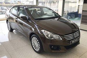 Xe ế - Suzuki Ciaz chỉ còn 469 triệu đồng tại Việt Nam