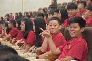 Trường Quốc tế Việt Úc: Kêu gọi chung tay xây dựng một cộng đồng Xanh