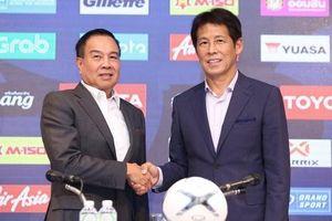 FAT khát khao chiến thắng, HLV Nishino được trao 'quyền lực tối thượng' ở đội tuyển Thái Lan
