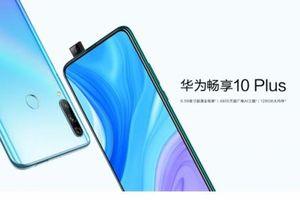 Huawei Enjoy 10 Plus chính thức ra mắt, trang bị con chip Kirin 710F