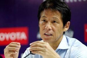 HLV Nishino: 'Việt Nam là đối thủ mạnh nhưng Thái Lan đã chơi tốt'
