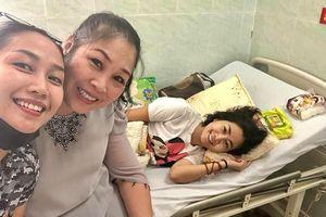 Ốc Thanh Vân cập nhật về Mai Phương sau nhập viện vì ung thư chuyển biến