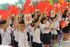 Hơn 22,5 triệu học sinh cả nước bước vào năm học mới