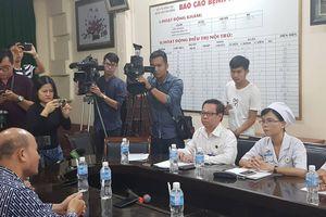 Vụ bé trai 13 tuổi tử vong, Bệnh viện Nhi Đồng Đồng Nai thừa nhận sai sót ban đầu