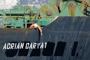Mỹ thừa nhận mua chuộc bất thành thuyền trưởng tàu dầu Iran