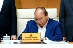Thủ tướng ký quyết định cho một số cán bộ cao cấp nghỉ hưu từ ngày 1/9