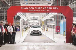Phát triển sản xuất ô tô tại Việt Nam: Cần chiến lược mới