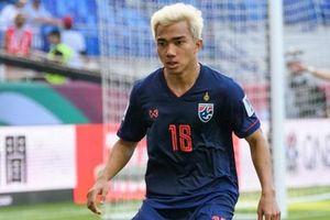 Chanathip Songkrasin - 'con dao hai lưỡi' của đội tuyển Thái Lan