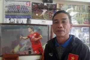 Việt Nam – Thái Lan: Bố mẹ tuyển thủ mong chờ một chiến thắng