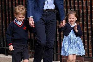 Tên gọi của Công chúa Charlotte ở trường mới với mức học phí gần 600 triệu đồng gây bất ngờ