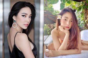 Ngắm vóc dáng siêu nuột của bạn gái 'Messi Thái Lan'
