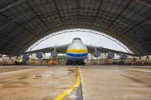 Ukraine hoàn thiện vận tải cơ khổng lồ An-225 Mriya đang dở dang để giao cho Trung Quốc