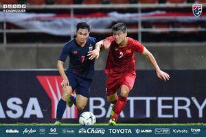 Việt Nam chia điểm kịch tính với Thái Lan tại Vòng loại World Cup 2022