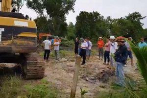 Kiên Giang: Nhóm người lạ ngang nhiên đến 'cưỡng chế' nhà dân