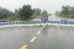 Trước ngày 18/9, có kết quả đánh giá nguyên nhân sụt lún tại dự án đường Hồ Chí Minh