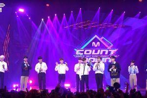 Kết sân khấu 'M Countdown', chỉ có 3 thành viên X1 hát chính: Chuyện gì đang xảy ra?