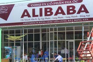 Địa ốc Alibaba tự tháo dỡ văn phòng xây dựng trái phép tại Đồng Nai