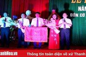 Đồng chí Trưởng Ban Tuyên giáo Tỉnh ủy Nguyễn Văn Phát dự lễ khai giảng tại Trường THPT Tĩnh Gia I