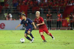 Bảng G vòng loại World Cup 2022 châu Á: Thái Lan 0-0 Việt Nam