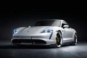 Porsche Taycan ra mắt toàn cầu, lời đáp trả mạnh mẽ tới Tesla Model S