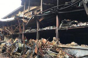 Những mức độ nguy hiểm của Thủy ngân bị phát tán sau vụ cháy tại Cty Rạng Đông