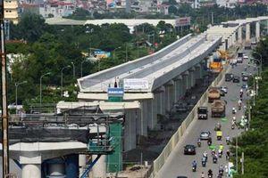 Đường sắt Nhổn - ga Hà Nội sẽ vận hành tháng 4/2021, tốc độ 35km/h?
