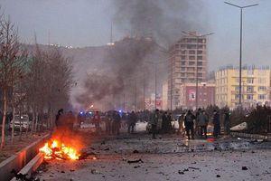 Nổ tại thủ đô Kabul Afghanistan, hàng chục người thương vong