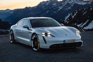 Porsche Taycan trình làng: Công suất tối đa 751 mã lực, giá hơn 3,5 tỷ đồng