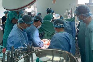Bệnh viện Trung ương Huế ghép tạng thành công hơn 20 ca