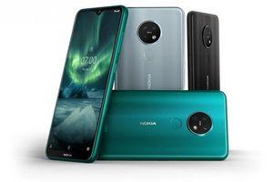 Nokia 7.2 ra mắt: Camera 48 'chấm', Android 9, giá gần 8 triệu đồng