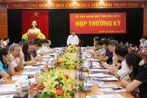 Hòa Bình: Quan tâm hài hòa giữa phát triển kinh tế với vấn đề xã hội