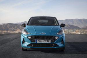 'Xế cỏ' Hyundai i10 2020 vừa lộ diện khác gì bản cũ?