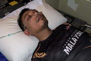CĐV Malaysia nhập viện vì bị tấn công ở Indonesia