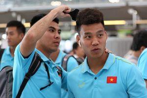 Đội tuyển Việt Nam về nước
