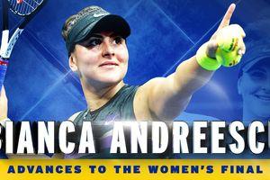 US Open: 'Công chúa lọ lem' Andreescu đối đầu 'Cựu Nữ hoàng' Serena ở chung kết