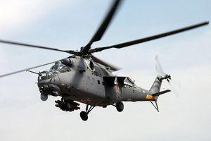 Ấn Độ loại biên trực thăng Mi-35 còn tốt để đón Apache từ Mỹ?