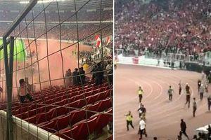 Toàn cảnh bạo loạn trên sân bóng Indonesia, Malaysia kiện lên FIFA