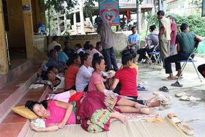 Điện Biên: Hơn 100 người nghi bị ngộ độc sau khi ăn cỗ