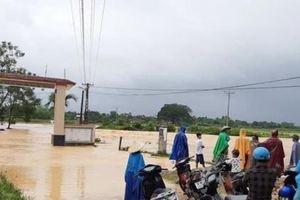 Khắc phục hậu quả mưa lũ tại các tỉnh miền Trung