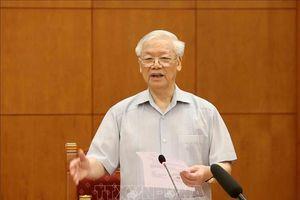 Tổng Bí thư, Chủ tịch nước Nguyễn Phú Trọng: Bám sát thực tiễn để đổi mới kịp thời