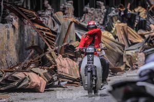 Vụ cháy Cty Rạng Đông: Vì sao lệch chỉ số quan trắc thủy ngân?