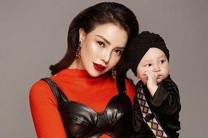 Trà Ngọc Hằng và con gái Sophia khẳng định phong cách 'chất'